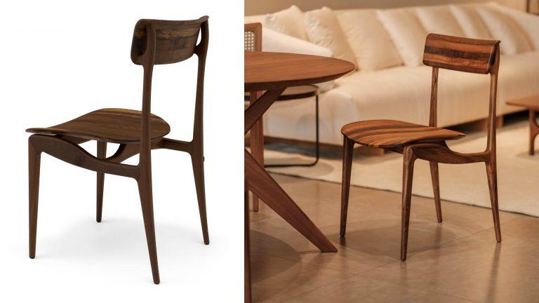 Emi Chair - By Luan Del Savio